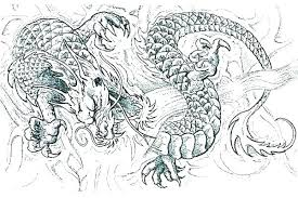 Coloring Pages Printable Chinese Dragon Coloring Pages Pictures Of