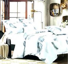 linen duvet cover full queen white superb belgian