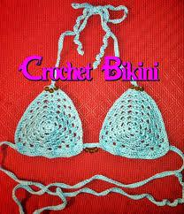 Free Crochet Bikini Pattern Magnificent Design Inspiration