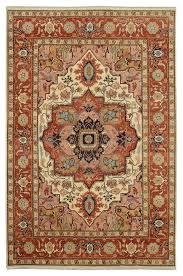 details about rugs soft handmade area rug 10 x 14 serapi beige rug natural wool