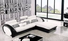 Modern Sofa Design Small L Shaped Sofa Set for Living Room EVA