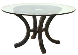 table cool round glass dining with metal base 22 top stylish transpa tables on curvy inside