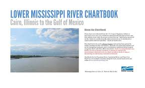 Waterway Navigation Chartbook Mississippi River Lower