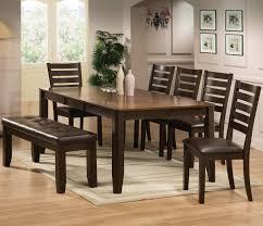 crown mark elliott 7 piece dining table set item number 2328t4272 piece dining room set50