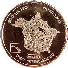 Silver Value Silver Value Monex
