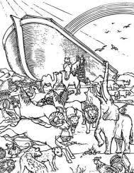 Ark Van Noach 5 Bijbel Kleurplaten Oude Testament Motivational Hd