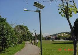 Resultado de imagem para Iluminação de rua Led Solar imagens