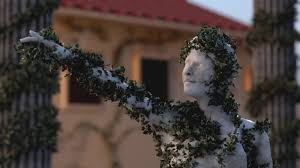 Marble Statue with Ivy, Grant Erdoes - ArtStation