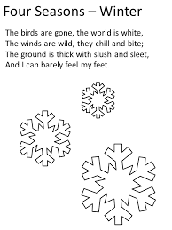 My favorite season winter essay