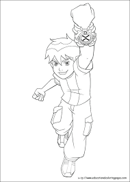 ben 10 coloring book pdf coloring pages for toddlers