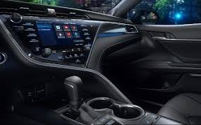 2018 toyota camry interior. 2018 toyota camry and hybrid - interior