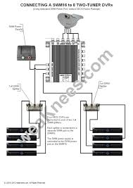 directv swm 16 switch wiring diagram wiring diagram need to add receivers dbstalk munity