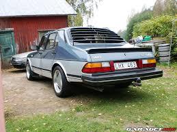 Saab 900 Turbo Lyx (1983) | Garaget