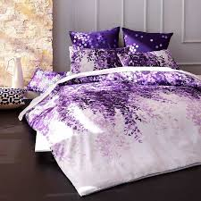 Designer queen purple quilt/duvet/doona cover set | LUXOTIC & LUXOTIC Josephine Purple Quilt Cover Set displayed with optional 65x65cm  Josephine Purple Euro Pillowcases and Josephine Adamdwight.com