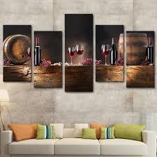 wine barrels multi panel canvas wall art on photo canvas wall art with wine barrels multi panel canvas wall art elephantstock