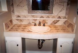 sinks with countertops for the bathroom