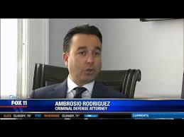 Lawyer 11 Rodriguez Los Fox Interviewed Angeles Youtube Ambrosio News - On E Criminal