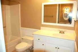 cost to replace bathroom vanity and sink how to replace a bathroom vanity surprising how to