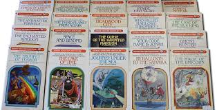 the choose your own adventure series allowed for young readers to go on a personalized adventure with each decision made throughout the story