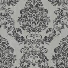 Patterned Wallpaper Awesome New Holden Décor Giorgio Italian Vinyl Damask Pattern Wallpaper 48