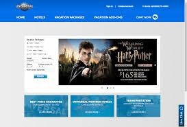 universal orlando vacation packages