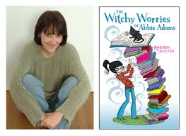 guest column by rhonda hayter whose kids book the witchy worries of abbie adams was released in april 2010 by dial she is a member of the