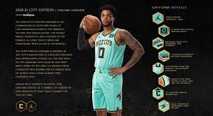Charlotte hornets statement jersey 2018 final. Charlotte Hornets Break Out The Mint For Latest City Edition Uniforms