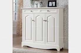 white shoe cabinet furniture. Sensational Design Ideas White Shoe Cabinet Unique Hanfeier Country Style Solid Wood Furniture