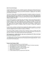 Program Of Events Sample Sponsorship Proposal Letter Sponsorship Proposal Letter Sample