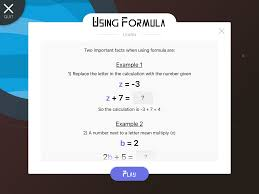 wow that makes sense and i don t know any math teachers approaching algebra with this type of simple introduction think of it this way and it becomes much
