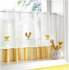 Kitchen Cafe Curtains Kitchen Fabulous Curtain Valance Sears Kitchen Cafe Curtains 60s