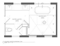 Master Bedroom Suite Floor Plans Master Bedroom Bathroom Suite Floor Plans Medium Master Master
