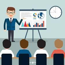 Business Presentation Vector Free Download