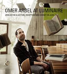 this year luminaire had the distinct pleasure of welcoming omer arbel founder of vancouver based omer arbel office and creative director of bocci architects omer arbel office photos
