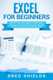 Excel For Beginners Learn Excel 2016 Including An