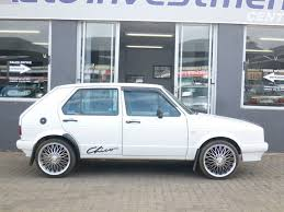 Volkswagen - 2003 Volkswagen Golf Chico 1.4 was listed for R49 ...