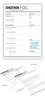 Graphic Design Resume Template Download Professional Resume Template