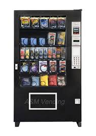 Single Cigarette Vending Machine Fascinating AMS 48 Car Wash Vending Machine AM Vending Machine Sales