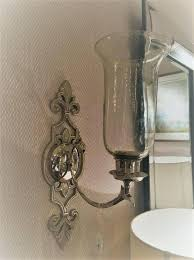 sconces silver wall sconces for candles elegant gallery designs ornate holder mulberry moon