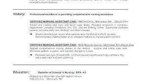 Resumes For Cna Job Resume Job Duties Barista Job Description Duties ...