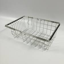 Kitchen Basket Stainless Steel 304 18 8 Kitchen Sink Basket Lazada Malaysia