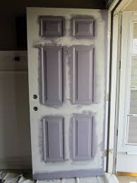 re pinning this because i used this tutorial to paint my front door and it