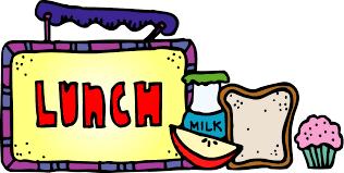 School lunchroom clipart
