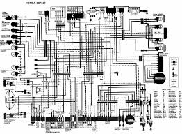proa honda cb750f motorcycle electrical circuit diagram honda cb750f motorcycle electrical circuit diagram