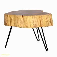 Runder Weißer Couchtisch Einzigartig Esstisch Holzplatte