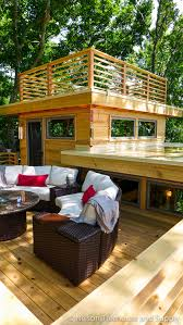 treehouse masters pete nelson daughter. Frank Lloyd Wright Treehouse Sun Roof- Pete Nelson Masters Daughter
