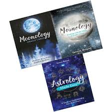 Yasmin Boland Collection 3 Books Set Moonology Oracle Cards