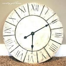 waterproof outdoor clocks large outdoor clocks waterproof um image