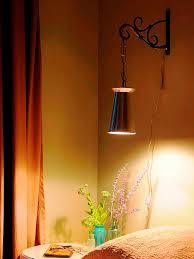 diy wall lighting. how to make a wall lamp out of metal vase diy lighting