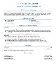 Stocker Resume Resume Work Template